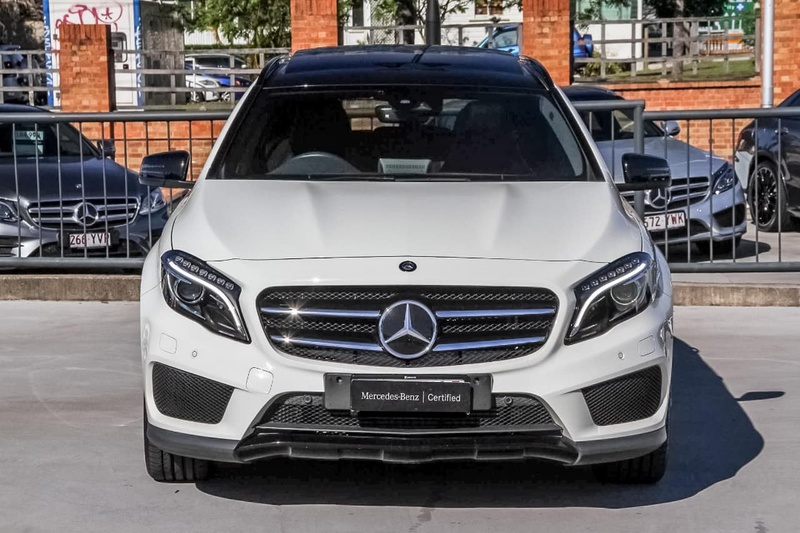 MERCEDES-BENZ GLA250  X156 Wagon 5dr DCT 7sp 4MATIC 2.0T [Sep]