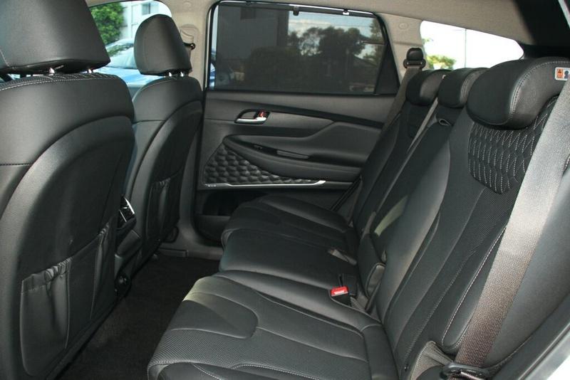 HYUNDAI SANTA FE Elite TM Elite Wagon 7st 5dr Spts Auto 8sp 4x4 2.2DT [MY19]