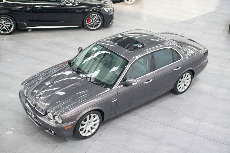 JAGUAR XJ6  X350 Sedan 4dr Spts Auto 6sp 2.7DTT [MY07]