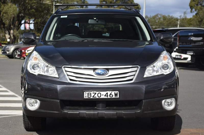 SUBARU OUTBACK 2.5i 4GEN 2.5i. Wagon 5dr Lineartronic 6sp AWD [MY11]