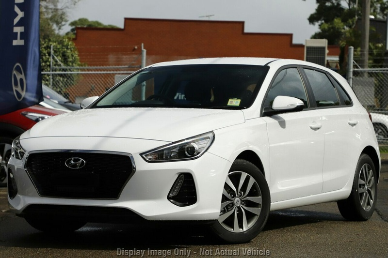 HYUNDAI I30 Active PD2 Active Hatchback 5dr Spts Auto 6sp 2.0i [MY19]