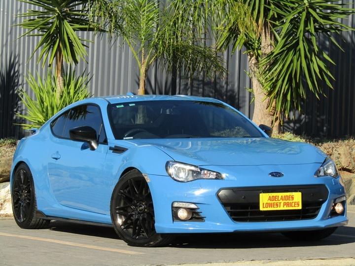 SUBARU BRZ Hyper Blue Z1 Hyper Blue. Coupe 2dr Spts Auto 6sp 2.0i [MY16]