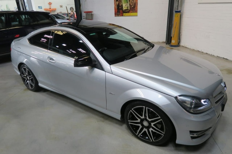 MERCEDES-BENZ C250 CDI  C204 Coupe 2dr 7G-TRONIC 7sp 2.1DTT [MY13]