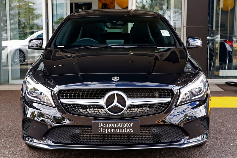 MERCEDES-BENZ CLA180  C117 Coupe 4dr DCT 7sp 1.6T [Feb]