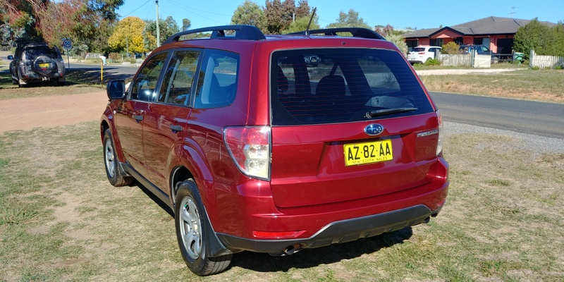 SUBARU FORESTER X S3 X. Wagon 5dr Man 5sp AWD 2.5i [MY09]