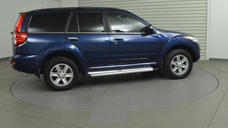 GREAT WALL X240  CC6460KY Wagon 5dr Man 5sp 4x4 2.4i