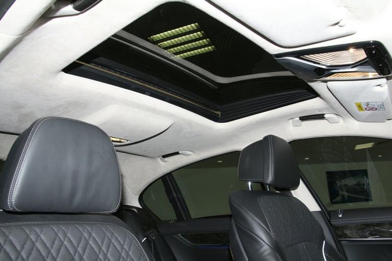 BMW 740I  G11. Sedan 4dr Steptronic 8sp 3.0T