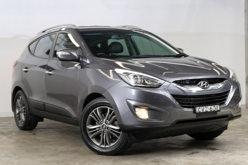 HYUNDAI IX35 Elite Series II Elite Wagon 5dr Spts Auto 6sp 2.0i [MY15]