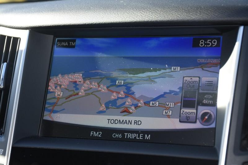 INFINITI Q50 S V37 S Premium Sedan 4dr Spts Auto 7sp 2.0T