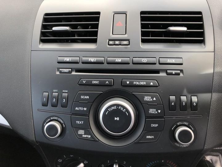 MAZDA 3 Neo BL Series 2 Neo Sedan 4dr Activematic 5sp 2.0i [MY13]