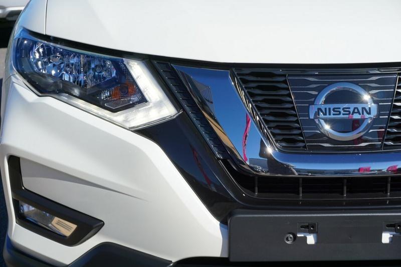 NISSAN X-TRAIL ST-L T32 Series II ST-L N-SPORT Wagon 5dr X-tronic 7sp 4WD 2.5i