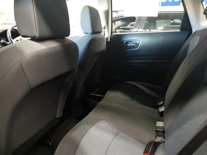 NISSAN DUALIS TS J10 Series 4 TS Hatch 5dr Man 6sp 2WD 1.6DT [MY13]
