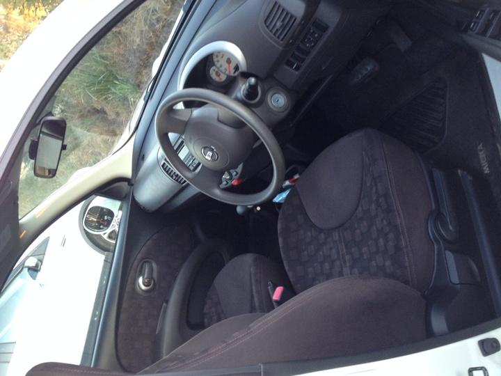 NISSAN MICRA  K12 Hatchback 5dr Auto 4sp 1.4i