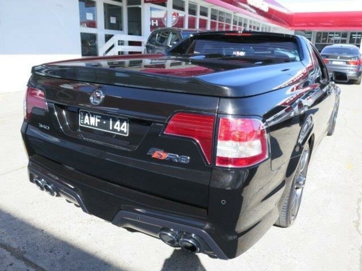 HOLDEN SPECIAL VEHICLES MALOO R8 GEN-F R8 Utility Extended Cab 2dr Man 6sp 6.2i [MY15]