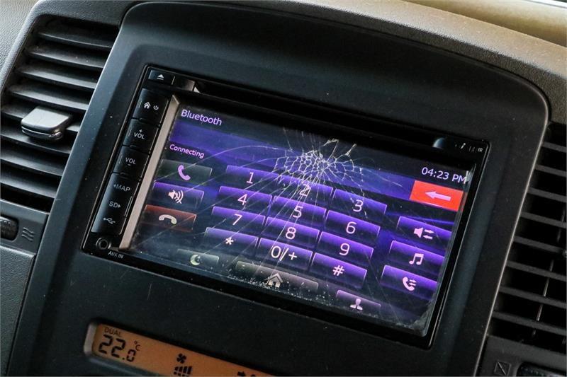 NISSAN NAVARA ST D40 Series 6 ST Utility Dual Cab 4dr Man 6sp 4x2 2.5DT