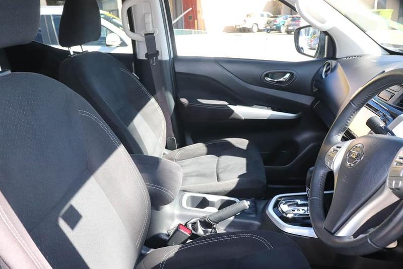 NISSAN NAVARA ST D23 ST Utility Dual Cab 4dr Spts Auto 7sp 4x4 2.3DTT