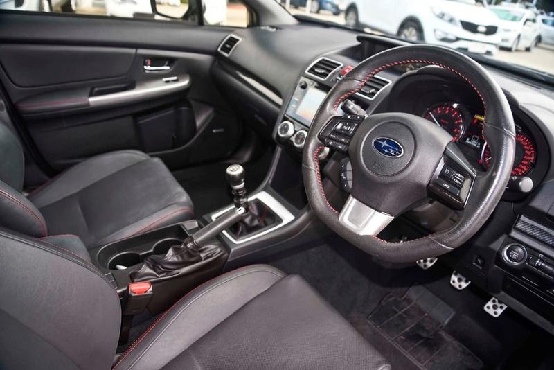 SUBARU WRX Premium V1 Premium. Sedan 4dr Man 6sp AWD 2.0T [MY15]