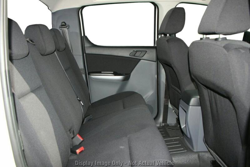 MAZDA BT-50 XT UR XT Cab Chassis Dual Cab 4dr Man 6sp 4x4 3.2DT