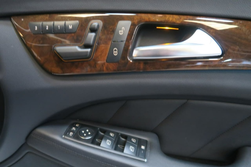 MERCEDES-BENZ CLS500 BlueEFFICIENCY C218 BlueEFFICIENCY Coupe 4dr 7G-TRONIC 7sp 4.7TT