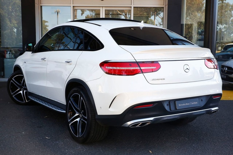 MERCEDES-BENZ GLE43 AMG C292 AMG Coupe 5dr 9G-TRONIC 9sp 4MATIC 3.0TT
