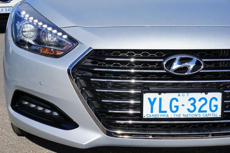 HYUNDAI I40 Premium VF4 Series II Premium Tourer 5dr D-CT 7sp 1.7DT