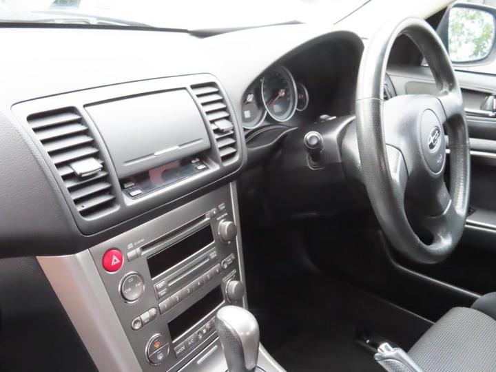 SUBARU LIBERTY RX 3GEN RX. Sedan 4dr Auto 4sp AWD 2.5i [MY03]