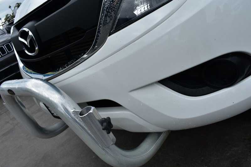 MAZDA BT-50 XT UR XT Hi-Rider Cab Chassis Dual Cab 4dr Man 6sp 4x2 3.2DT [Jul]