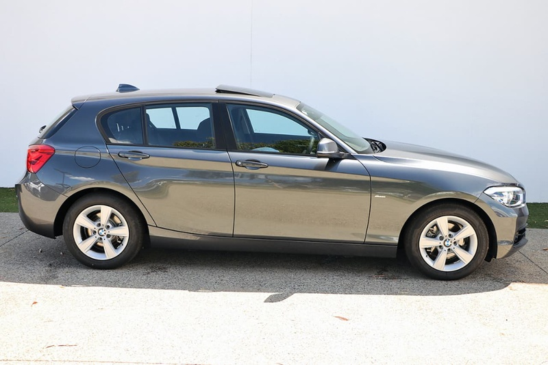2018 Bmw 118i Urban Line Sports Automatic F20 Lci 2