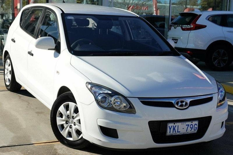 HYUNDAI I30 SX FD SX Hatchback 5dr Man 5sp 1.6DT [MY11]