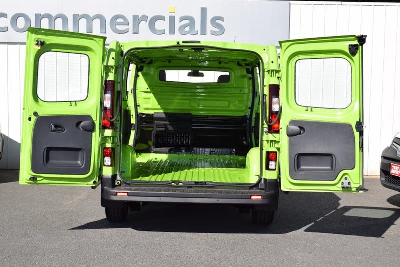RENAULT TRAFIC 103KW X82 103KW Van Low Roof LWB 4dr Man 6sp 1.6DTT (L2H1)