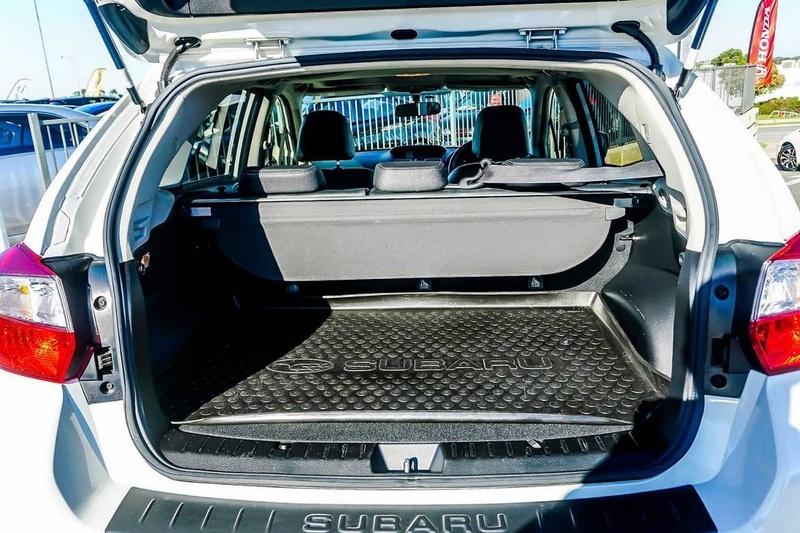 SUBARU XV 2.0i-S G4X 2.0i-S. Wagon 5dr Lineartronic 6sp AWD [MY15]