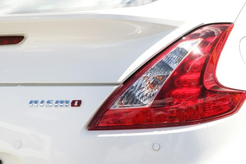 NISSAN 370Z NISMO Z34 NISMO Coupe 2dr Spts Auto 7sp 3.7i [MY18]