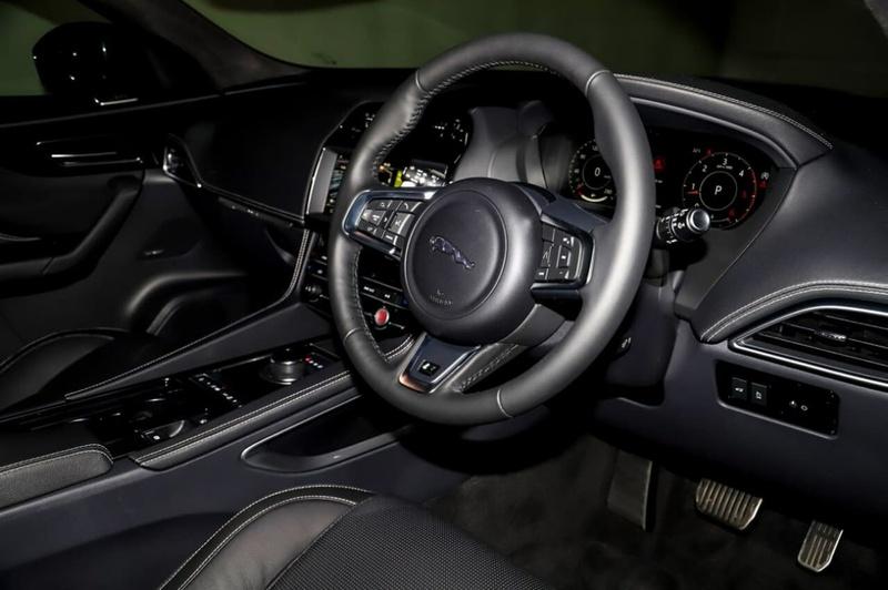 JAGUAR F-PACE 25d X761 25d R-Sport Wagon 5dr Spts Auto 8sp AWD 2.0DTT [MY19]