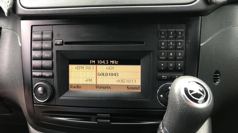 MERCEDES-BENZ VITO 113CDI 639 113CDI Van LWB 5dr Auto 5sp 2.1DT [MY11]