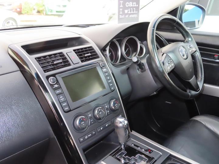 MAZDA CX-9 Luxury TB Series 3 Luxury Wagon 7st 5dr Spts Auto 6sp 4WD 3.7i [MY10]