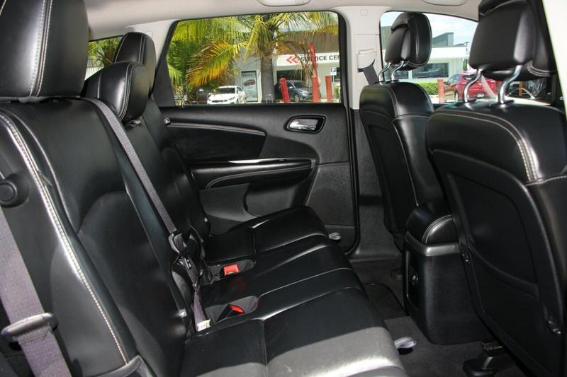 DODGE JOURNEY R/T JC R/T Wagon 7st 5dr Auto 6sp 3.6i [MY12]
