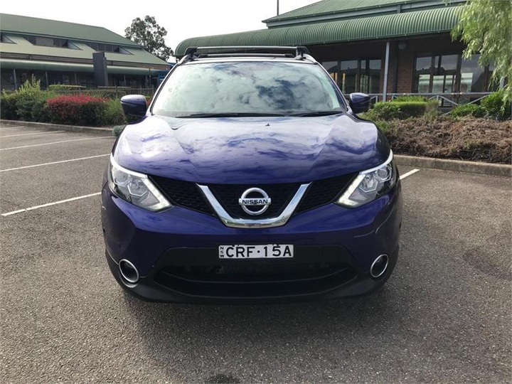 NISSAN QASHQAI Ti J11 Ti Wagon 5dr Man 6sp 2.0i [Jun]