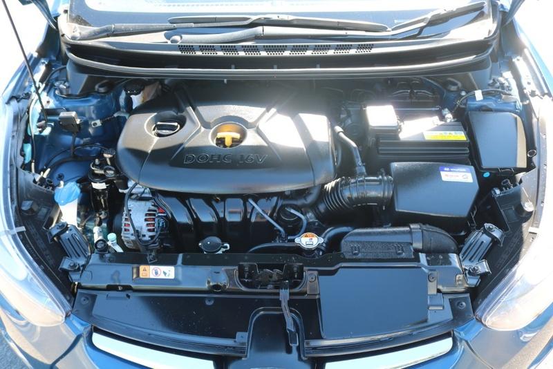 HYUNDAI ELANTRA Trophy MD3 Trophy Sedan 4dr Spts Auto 6sp 1.8i