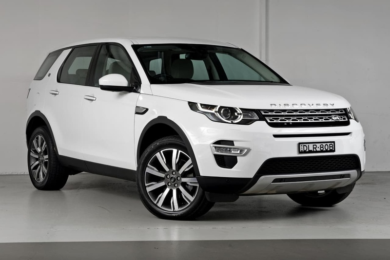2016 Land Rover >> 2016 Land Rover Discovery Sport Sd4 Hse Luxury Sports Automatic