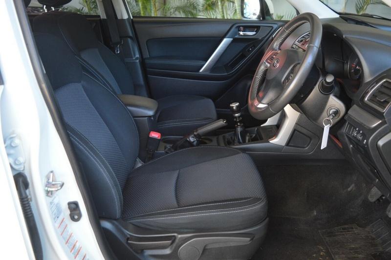 SUBARU FORESTER 2.0D-L S4 2.0D-L. Wagon 5dr Man 6sp AWD 2.0DT [MY14]