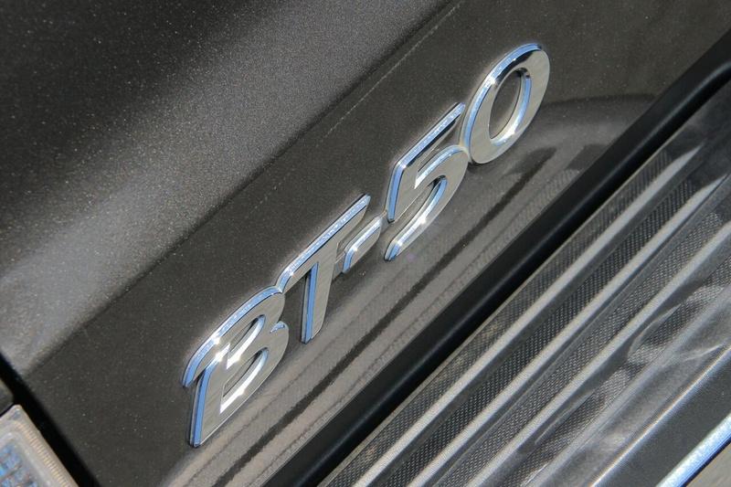MAZDA BT-50 GT UR GT Utility Dual Cab 4dr Man 6sp 4x4 3.2DT [Sep]