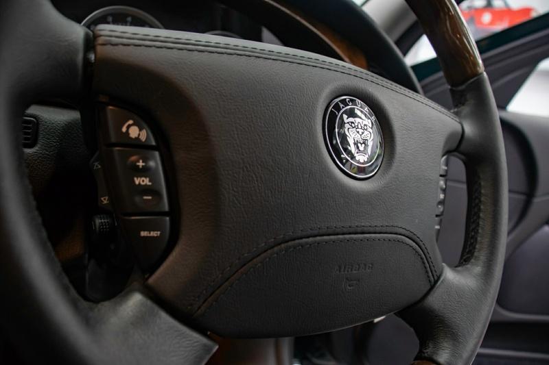 JAGUAR S-TYPE LE X204 LE Sedan 4dr Auto 6sp 3.0i [MY08]