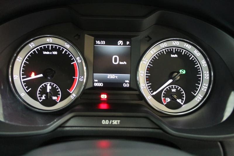 SKODA OCTAVIA 110TSI NE 110TSI Sedan 5dr DSG 7sp 1.4T [MY18.5]