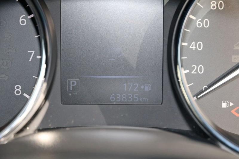 NISSAN QASHQAI Ti J11 Ti Wagon 5dr CVT 1sp 2.0i