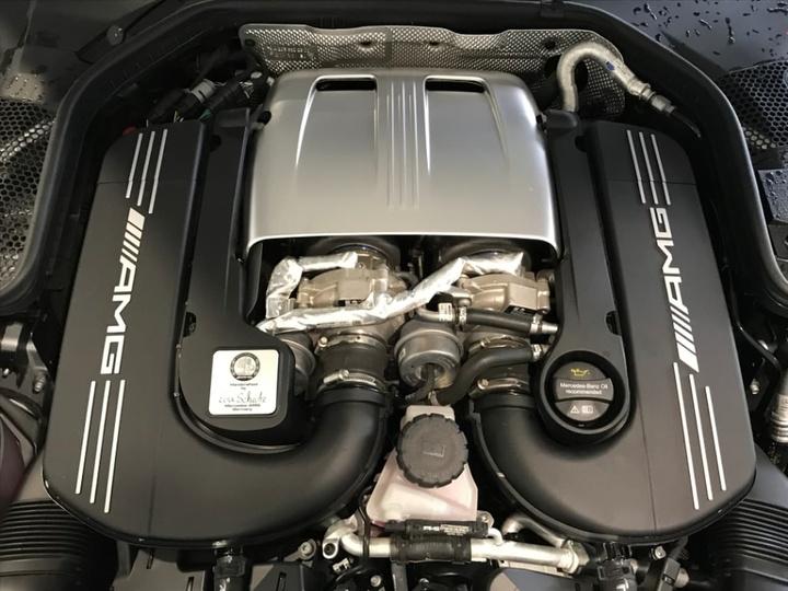 MERCEDES-BENZ C63 AMG W205 AMG S Sedan 4dr SPEEDSHIFT MCT 7sp 4.0TT [Jun]