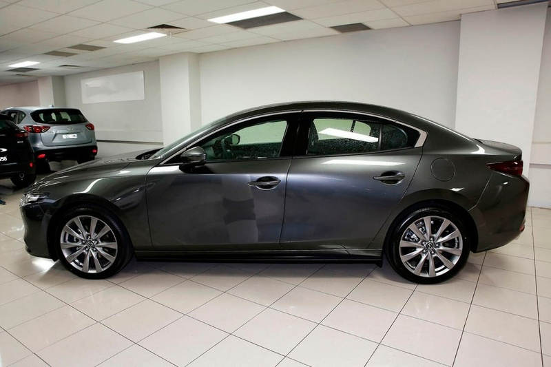 MAZDA 3 G25 BP Series G25 GT Sedan 4dr SKYACTIV-Drive 6sp 2.5i [Mar]