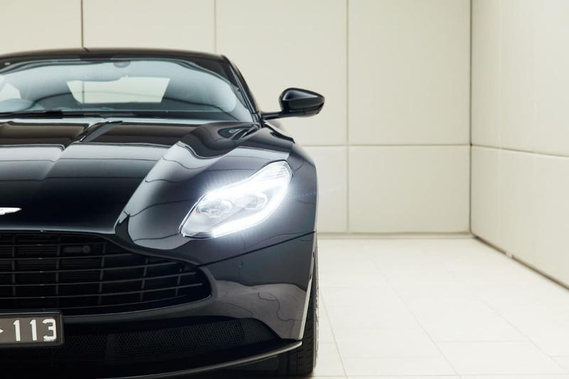 ASTON MARTIN DB11 Launch Edition Launch Edition Coupe 2dr Spts Auto 8sp 5.2TT [MY17]