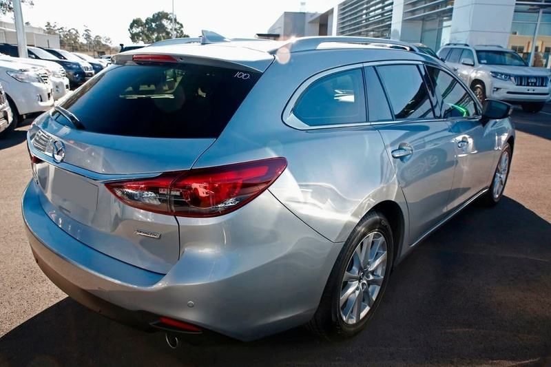 MAZDA 6 Touring GJ Series 2 Touring Wagon 5dr SKYACTIV-Drive 6sp 2.5i [Nov]