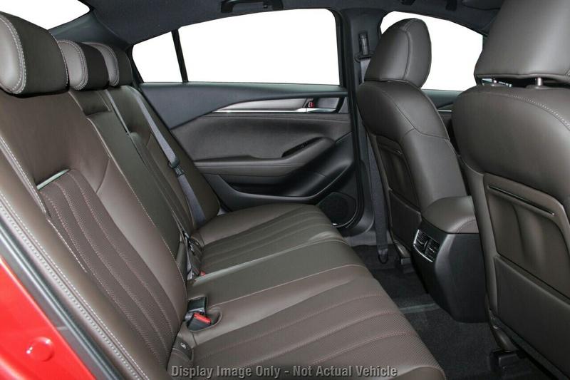 MAZDA 6 Atenza GL Series Atenza Sedan 4dr SKYACTIV-Drive 6sp 2.5T [Mar]