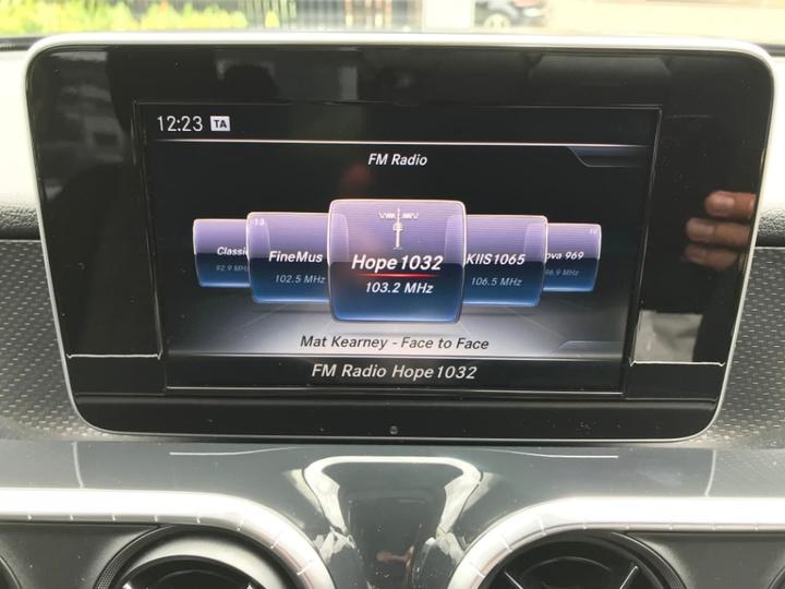 MERCEDES-BENZ X-CLASS X220d 470 X220d Pure Utility Dual Cab 4dr Man 6sp 2WD 2.3DT